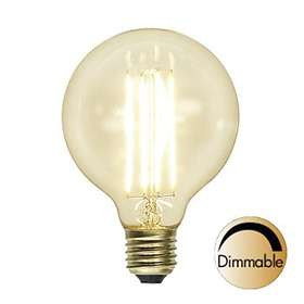 Star Trading Decoration LED Clear 320lm 2200K E27 3,6W (Ø95, Dimbar)