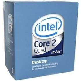 Intel Core 2 Quad Q9650 3,0GHz Socket 775 Box