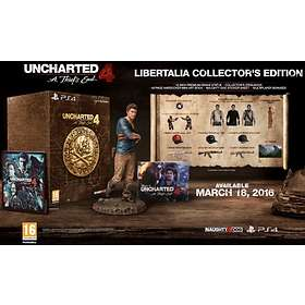 Uncharted 4: Fine di un Ladro - Libertalia Collector's Edition (PS4)