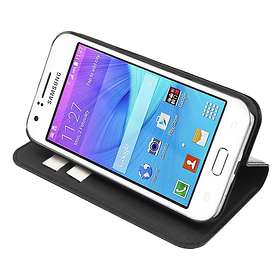 Wave Book Case for Samsung Galaxy J1