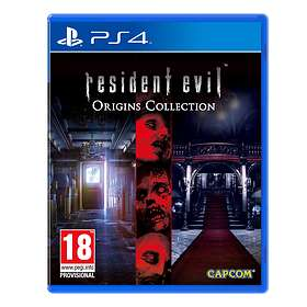 Resident Evil - Origins Collection (PS4)