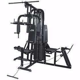 Titan Fitness Black Line 4 Stations Home Gym