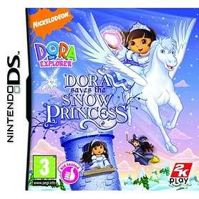 Dora the Explorer: Dora Saves the Snow Princess (DS)