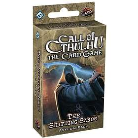 Call of Cthulhu Kortspel: The Shifting Sands (exp.)