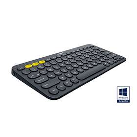 Logitech Multi-Device Bluetooth Keyboard K380 (Nordique)