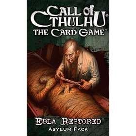 Fantasy Flight Games Call of Cthulhu: Ebla Restored