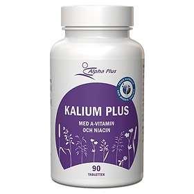 Alpha Plus KaliumPlus A-Vitamin 90 Tabletter
