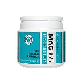 ITL Health Limited Mag 365 Magnesium Plus Calcium 210g