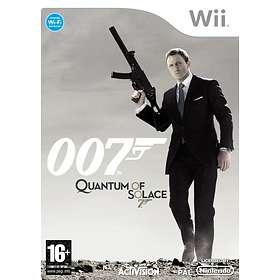 James Bond 007: Quantum of Solace (Wii)
