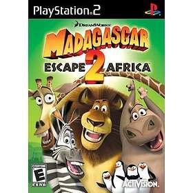 Madagascar: Escape 2 Africa (PS2)