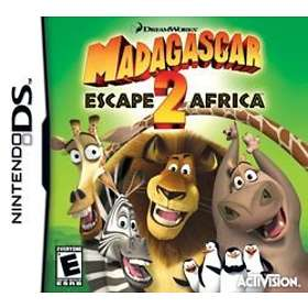 Madagascar: Escape 2 Africa (DS)