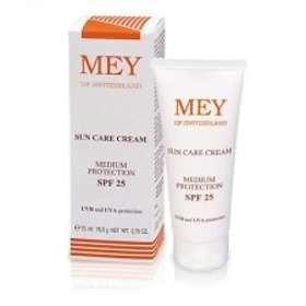 Mey Sun Care Cream Medium Protection SPF25 75ml