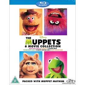 The Muppets - 6 Movie Collection (UK)
