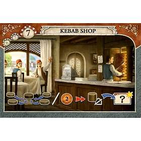 Alderac Entertainment Group Istanbul: Kebab Shop (exp.)