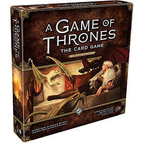 A Game of Thrones: Kortspel (2nd Edition)