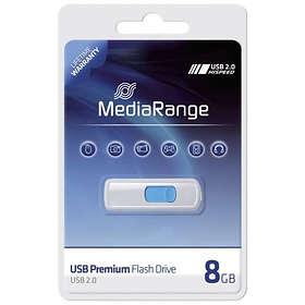 MediaRange USB Color 8GB