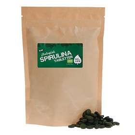 Go for Life Ekologisk Spirulina Tabletter 90g