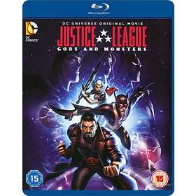 Justice League: Gods and Monsters (UK)