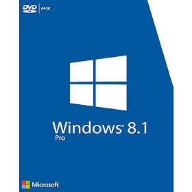 Microsoft Windows 8.1 Pro MUI (OEM ESD)