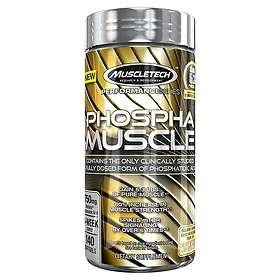 MuscleTech Phospha Muscle 140 Kapslar