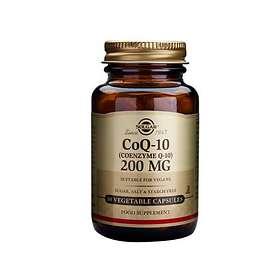 Solgar CoQ-10 200mg Vegetable 30 Kapslar