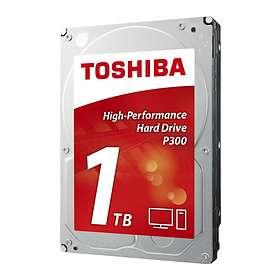 Toshiba P300 HDWD110UZSVA 64MB 1TB