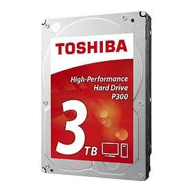 Toshiba P300 HDWD130UZSVA 64MB 3TB
