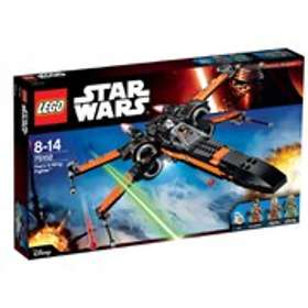 Wars Poe's Fighter X Star Wing Lego 75102 dxorCeWB