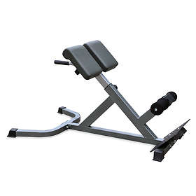 Master Fitness Back Trainer Silver I