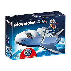 Playmobil City Action 6196 Navette spatiale et spationautes
