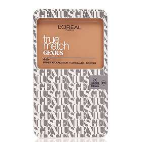 L'Oreal True Match Genius 4in1 Compact Foundation