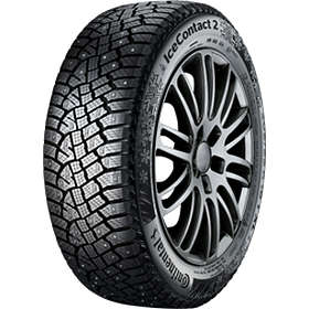 Continental ContiIceContact 2 225/55 R 18 102T Dubbdäck