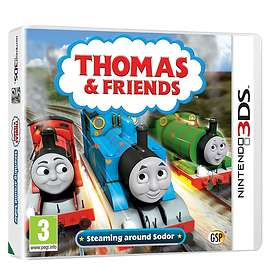 Thomas and Friends: Steaming Around Sodor