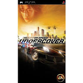 Need for Speed: Undercover (PSP)