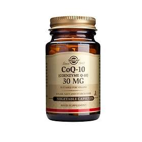 Solgar CoQ-10 30mg Vegetable 90 Kapslar