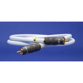 Supra Trico Coax 1RCA - 1RCA 1m