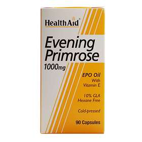 HealthAid Evening Primrose Oil 1000mg 90 Kapslar