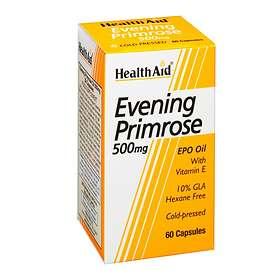 HealthAid Evening Primrose Oil 500mg 60 Kapslar