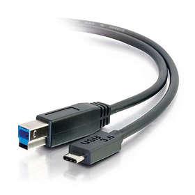 C2G USB B - USB C 3.0 2m