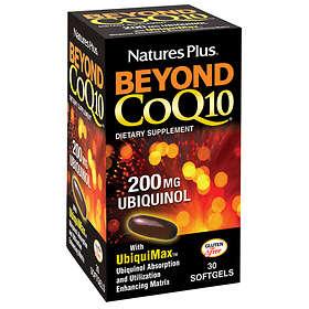 Nature's Plus Beyond CoQ10 200mg Ubiquinol 30 Kapslar