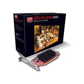 AMD FirePro 2460 4xDP 512MB