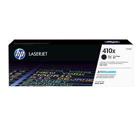 HP 410X (Svart)