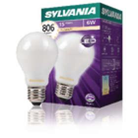 Sylvania ToLEDo Retro A60 806lm 2700K E27 6W