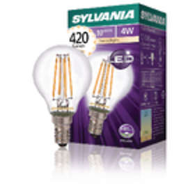 Sylvania ToLEDo Retro Ball 420lm 2700K E14 4W