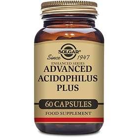 Solgar Advanced Acidophilus Plus 60 Kapslar