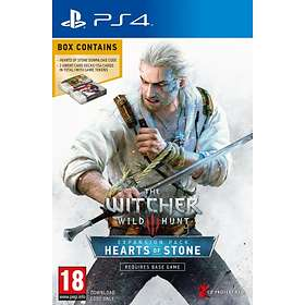 The Witcher 3: Wild Hunt - Hearts of Stone Expansion Pack (PS4)