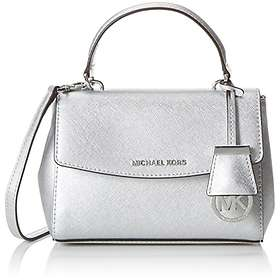 63caeb99fd6c Find the best price on Michael Kors Ava Extra Small Saffiano Leather ...