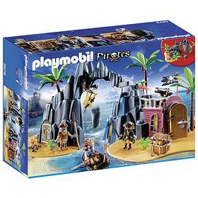Playmobil Pirates 6679 Pirate Treasure Island