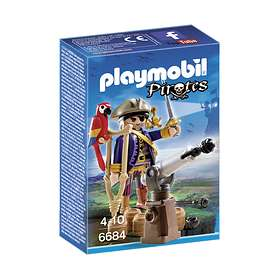 Playmobil Pirates 6684 Piratkapten