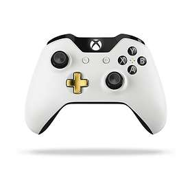 Microsoft Xbox One Wireless Controller - Lunar White Edition (Xbox One/PC)